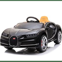 Bugatti a batería Negro
