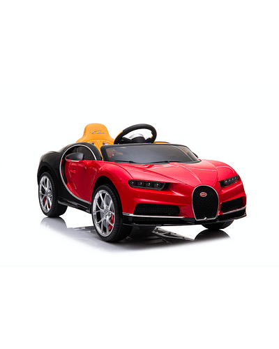 Bugatti a bateria Rojo