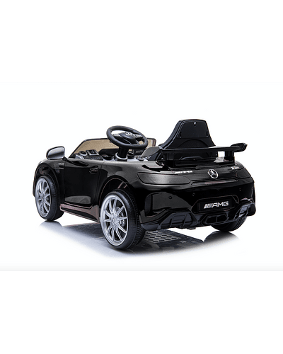 Mercedes AMG GTR Negro