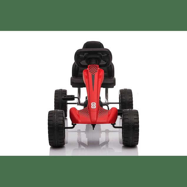 Go Kart Classic Rojo