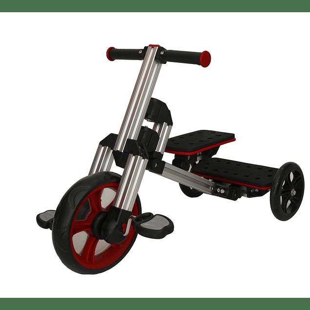 Triciclo 7 en 1 Rojo