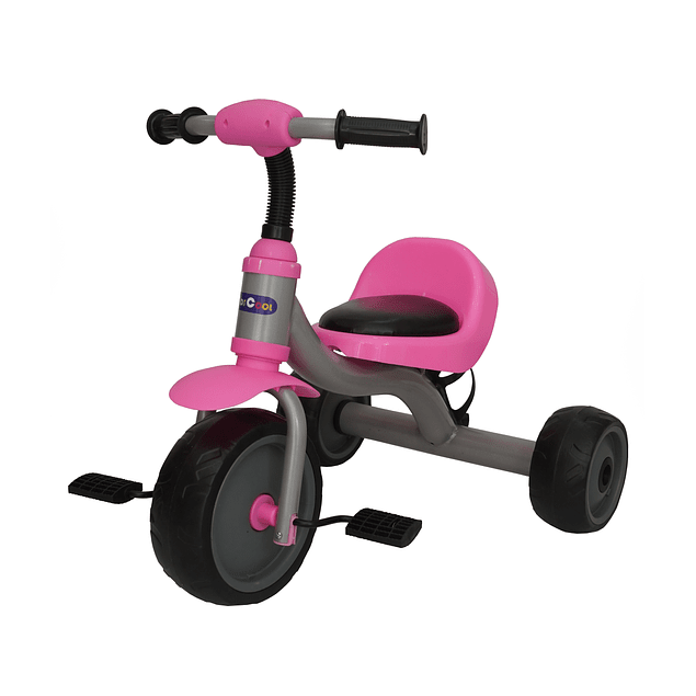 Triciclo Junior Rosado