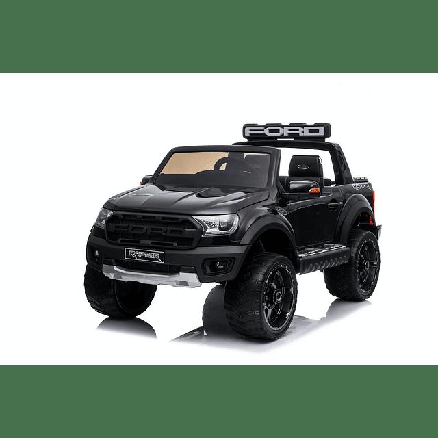 Camioneta Ford raptor Negra