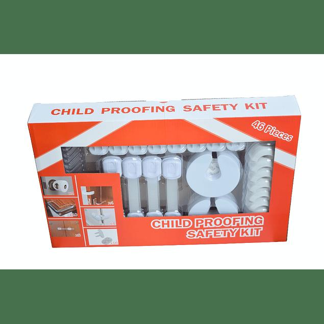 Kit de seguridad bebé