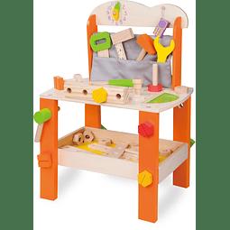 Set Herramientas madera