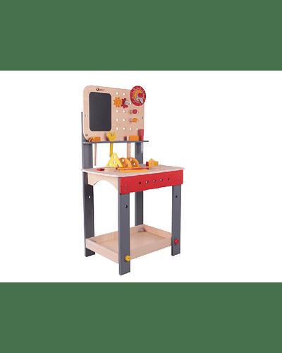 Mesa Carpintero con herramientas
