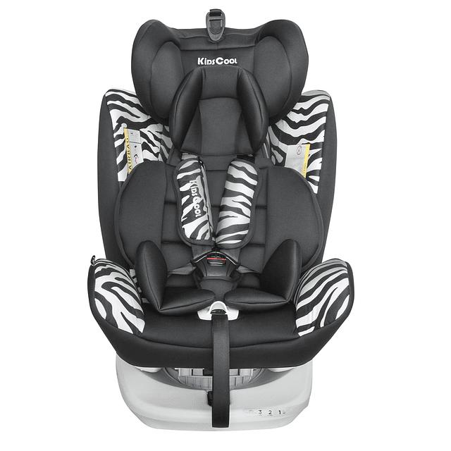 Silla de auto 360º Zebra