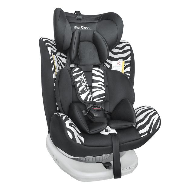 Silla de auto 360 Zebra