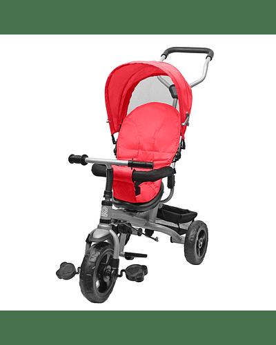 Triciclo 360  Stroller Rojo