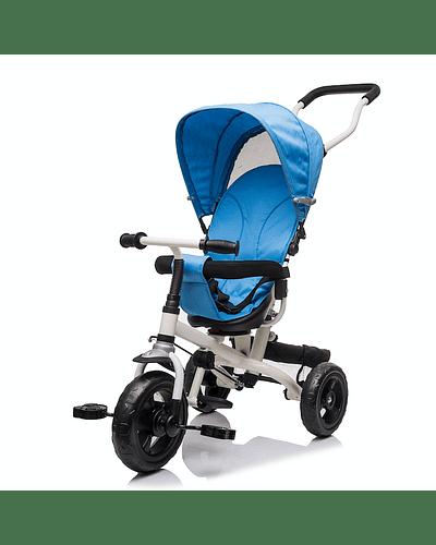 Triciclo 360  Stroller Azul
