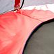 Cama elástica Roja 14 Pies