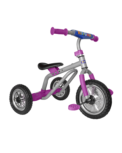 Triciclo Clásico Rosado