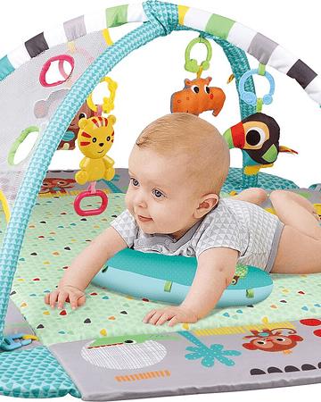 Alfombra de juego 5 en 1 Baby Growing