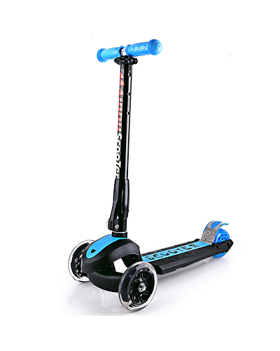 Kids scooter Azul