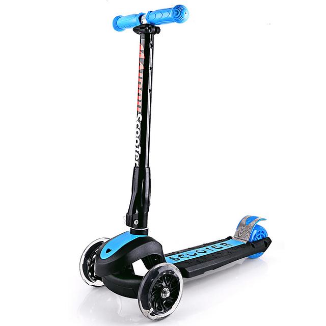 Kids scooter Azul