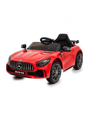 Auto Mercedes AMG Rojo
