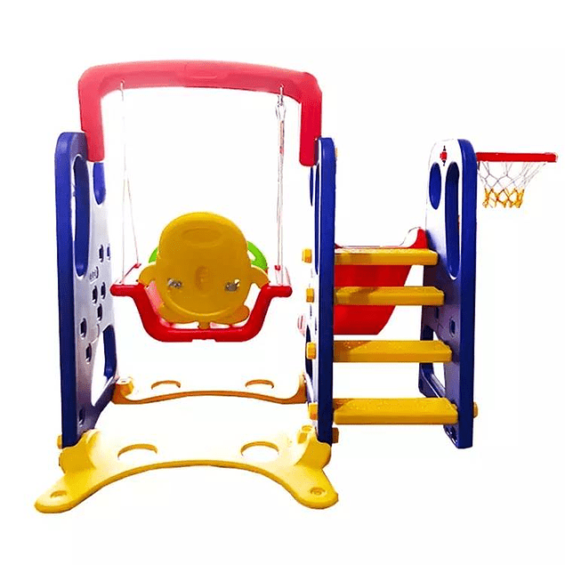 Set plástico Smile 3 en 1