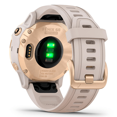 Fenix 6S Pro Solar Light Gold, Garmin