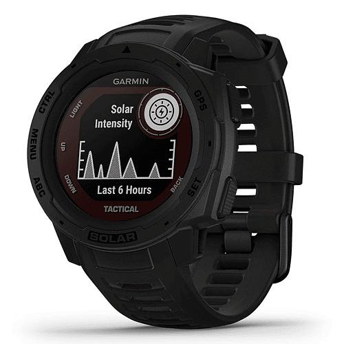 Reloj Instinct Solar Tactical Edition, Garmin