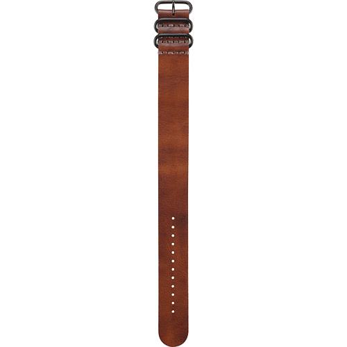 Correa Fenix 3/ 3HR/ 5X/ 6X strap cuero, Garmin