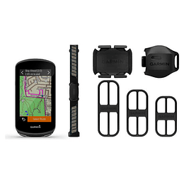 Ciclocomputador GPS Edge 1030 Plus Bundle, Garmin