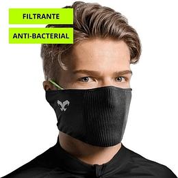 F1s Mascarilla deportiva filtrante lavable, Naroo