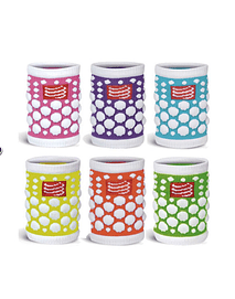Muí±equera 3d Dots colores, Compressport