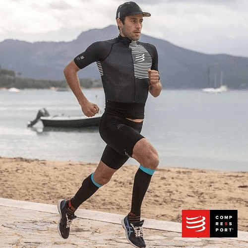 Nuevo Tri Postural SS Top Negro, Compressport