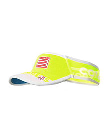 Visera ultralight v2 25x amarillo FLUO , Compressport
