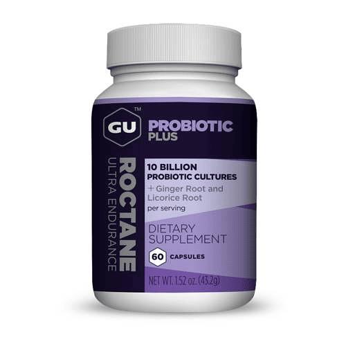 Cápsulas Probiótico Roctane Energy, Gu