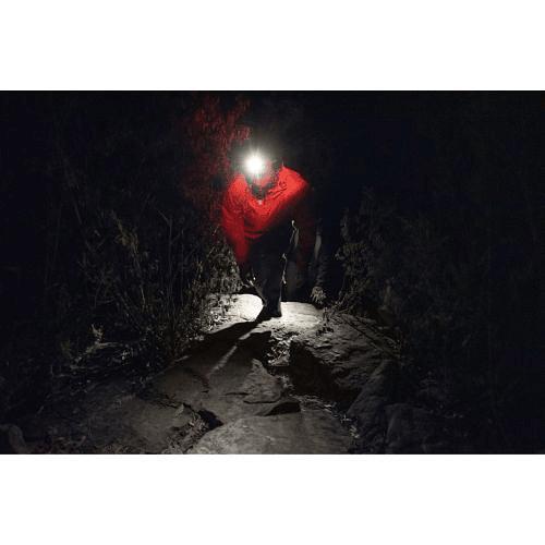 LINTERNA FRONTAL BANDICOOT RED, KNOG