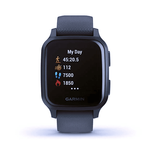 Venu® Sq Shadow Gray Slate, Garmin