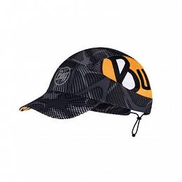 Ape-X Black Pack Run Cap, Buff