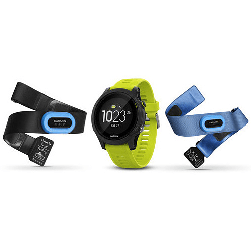 Forerunner 935 Tripack Boundle Yellow, Garmin