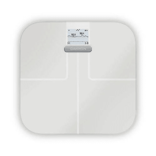 Index S2 balanza inteligente blanca, Garmin