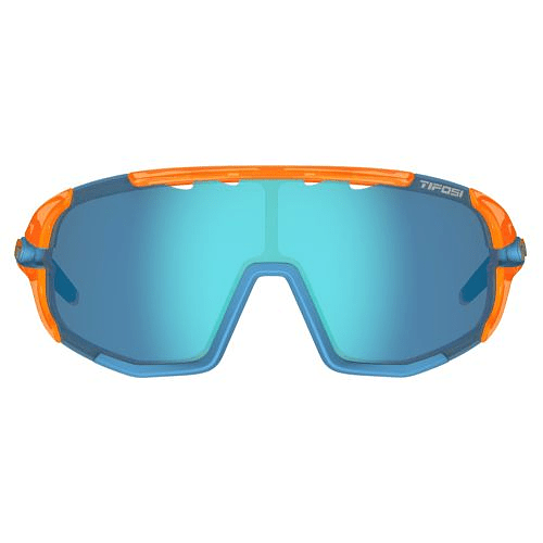 Lentes Deportivos Sledge Crystal Orange, Tifosi