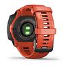 Reloj Instinct Solar Flame Red, Garmin