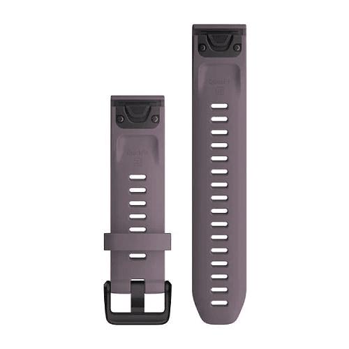 Correa Quickfit Silicona Purple Strom 20MM (Fenix 5s/ 6s ), Garmin
