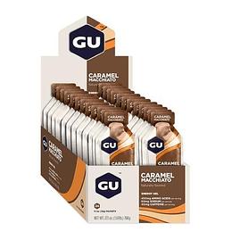 Energy Gel Caramel Macchiato, Gu