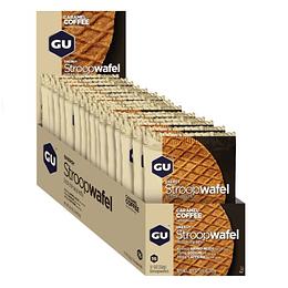 Energy STROOPWAFEL Caramel Coffee, Gu