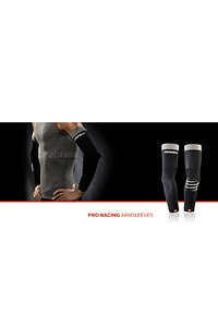 Mangas Pro-Racing Arm Sleeve, Compressport