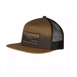 Trucker Cap Anwar Brown, Buff