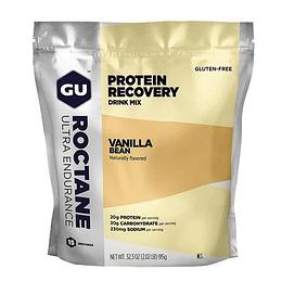 Recovery Drink Mix Roctane Ultra Endurance Vainilla Bean ( 15 servicios), Gu