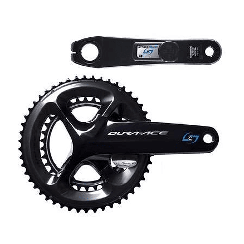 Stages Power LR Shimano Durace R9100, Stages Cycling
