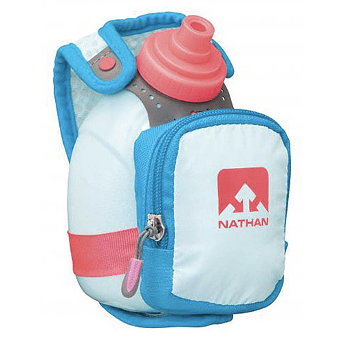 BOTELLA PARA MANO QUICKSHOT PLUS Blue, NATHAN