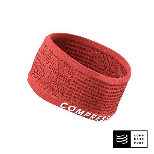 Nuevo Headband On/Off Coral, Compressport
