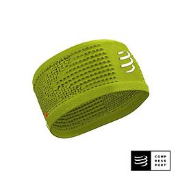 Nuevo Headband On/Off Lime, Compressport