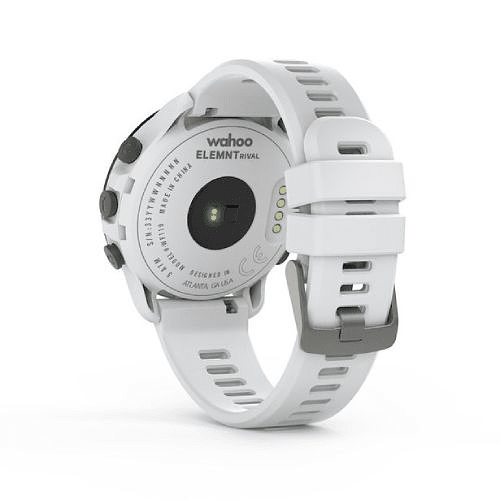 Elemnt Rival Reloj Multisport Blanco Kona, Wahoo