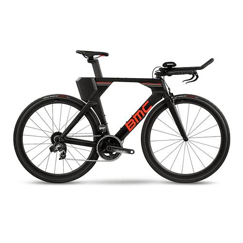 Bicicleta Timemachine One 2021, BMC