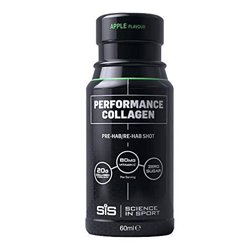 Shot Performance Collagen Manzana 60ml, SIS